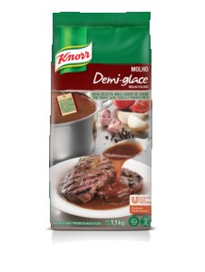 Molho Escuro Demi Glace Knorr 1,1 kg