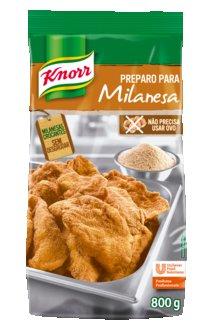 Preparo para Milanesa Knorr 800 g