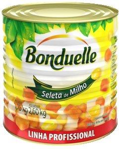 Seleta de Milho em Conserva Bonduelle 1,75 kg