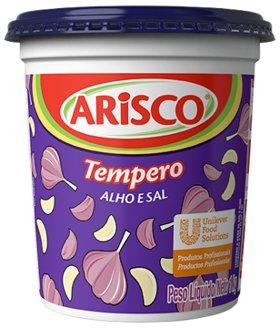 Tempero Completo Alho e Sal Arisco 1 kg