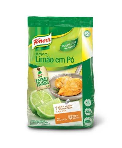 Tempero Limão em Pó Knorr 800 g