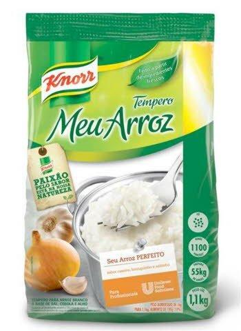 Tempero Meu Arroz Knorr 1,1 kg