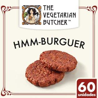 The Vegetarian Butcher Hamburguer Vegetal -