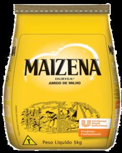 Amido de Milho Maizena 5 kg - Aqui está o produto que você já confia para preparar diferentes receitas.