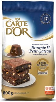 Brownie & Petit Gateau Carte D'Or 800g