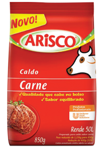 Caldo de Carne Arisco 850 g
