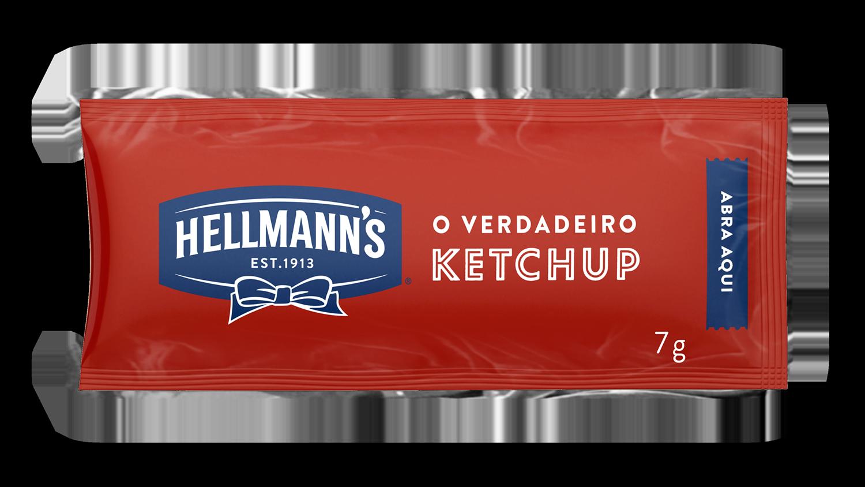 Ketchup Hellmann's - Sachê 7 g