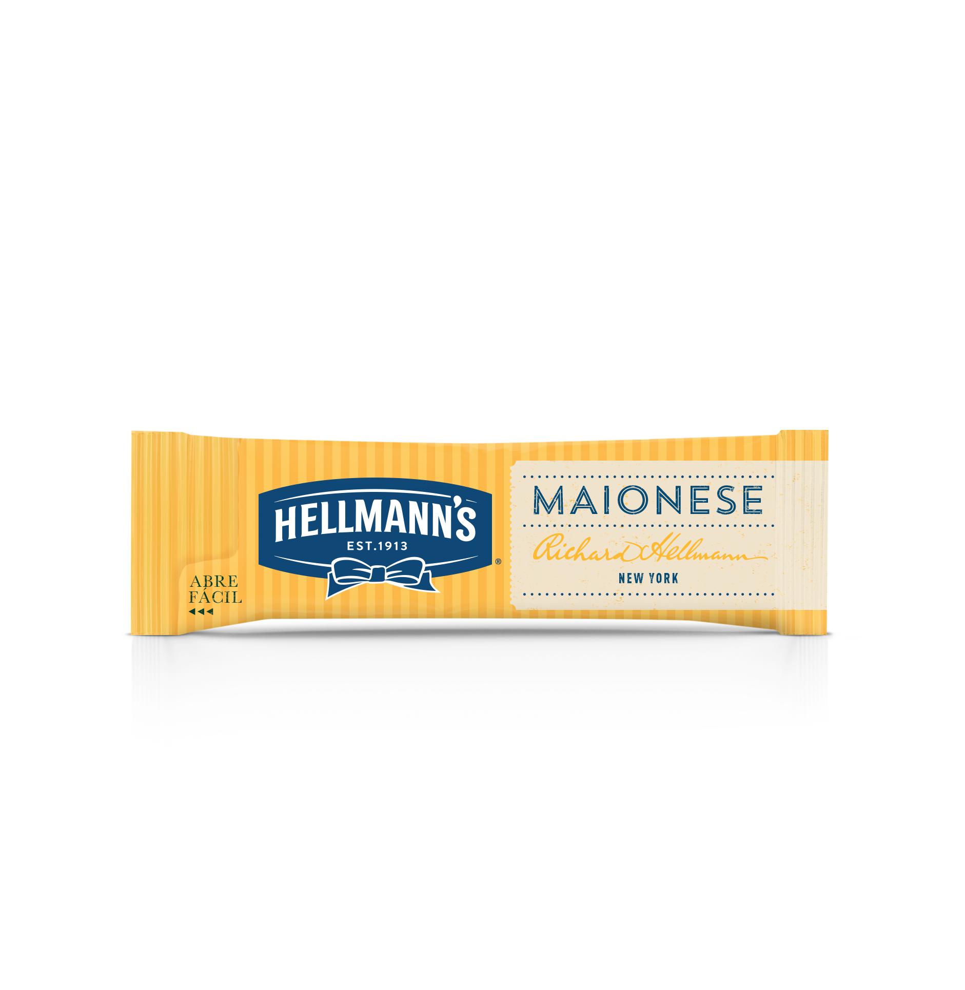 Maionese Hellmann's - Sachê 'Abre Fáci'l 10g
