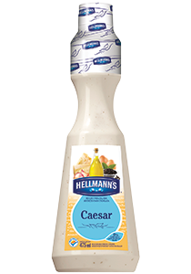 Molho para Salada Hellmann's Caesar 475 mL