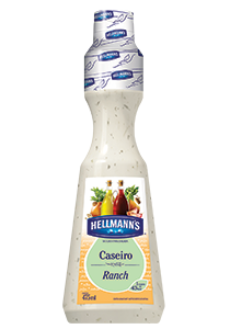 Molho para Salada Hellmann's Caseiro 475 mL