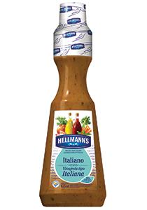 Molho para Salada Hellmann's Italiano 475 mL