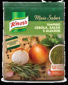 Tempero Mais Sabor Alecrim Knorr 470g - Novos temperos Knorr: combinações exclusivas para pratos ainda mais saborosos.