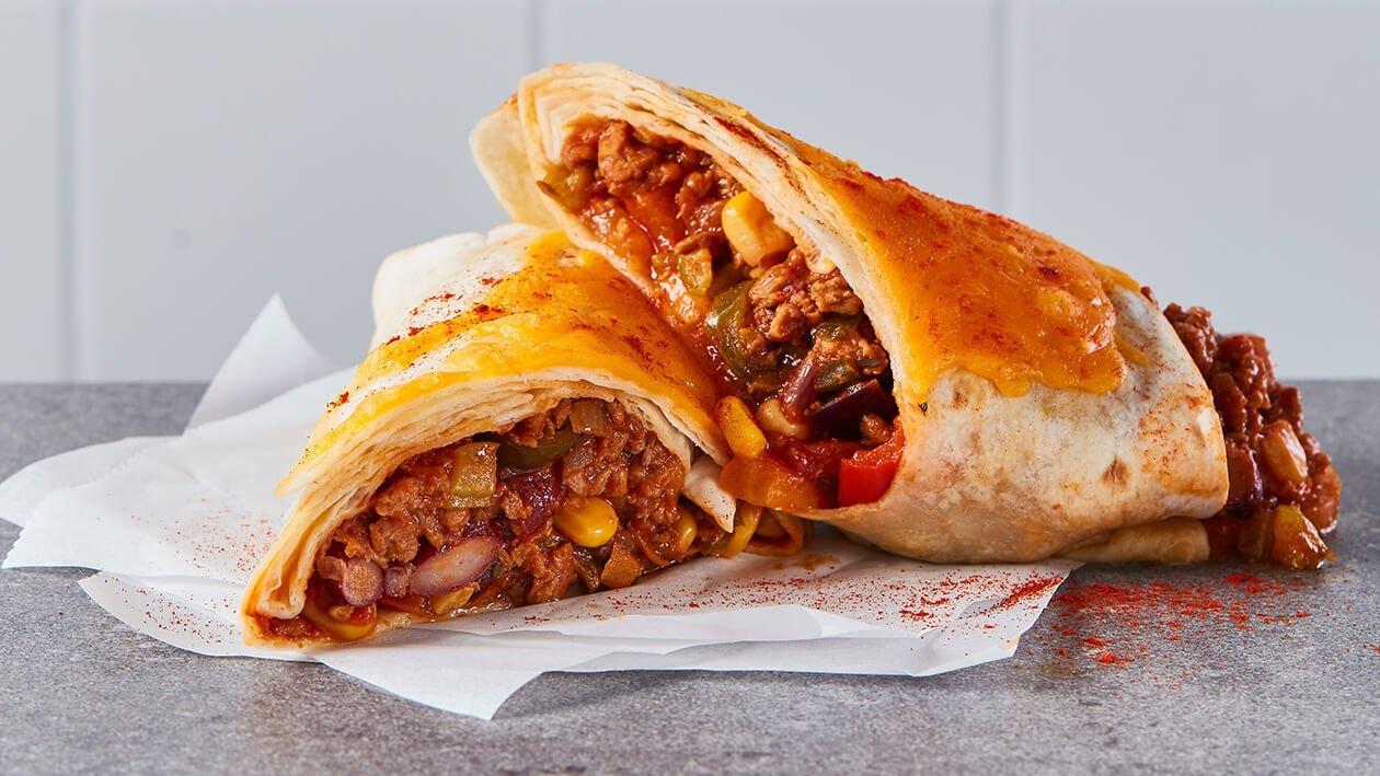 Burrito The Vegetarian Butcher