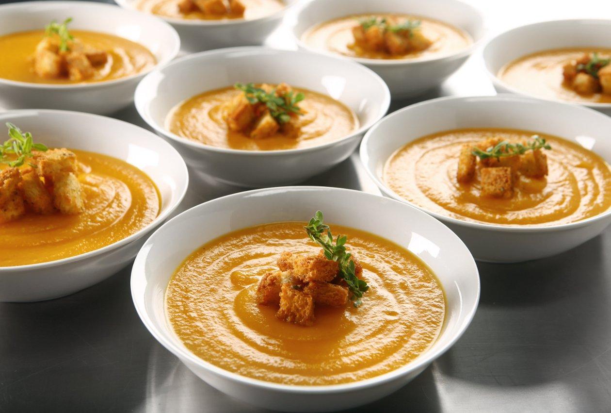 Sopa de Cenoura e Limão