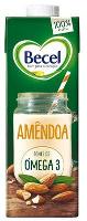 Becel bebida vegetal Amêndoa 1Lt