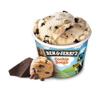 Ben & Jerry Cookie Dough