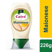 Calvé Maionese Top Down 226 Gr