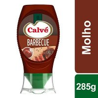 Calvé molho Barbecue Top Down 285 Gr