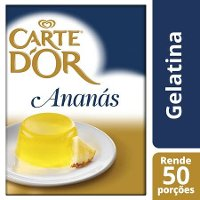 Carte D'Or Gelatina animal desidratada Ananás 850Gr