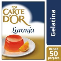 Carte D'Or Gelatina animal desidratada Laranja 850Gr