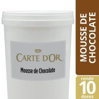 Carte D'Or Mousse de Chocolate 0,8 Kg
