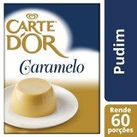 Carte D'Or pudim desidratado Caramelo 630Gr