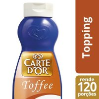 Carte D'Or Topping líquido Toffee 1Kg