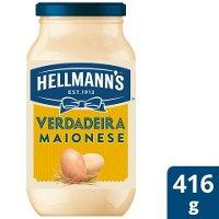 Hellmann's Maionese Vidro 416 Gr
