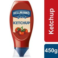 Hellmann's Ketchup Top Down 450Gr