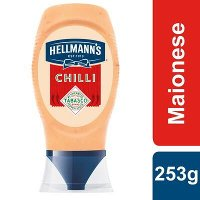 Hellmann's Maionese Chilli Top Down 253Gr