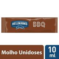 Hellmann's Molho Barbecue Unidoses 1x(198x10ml)