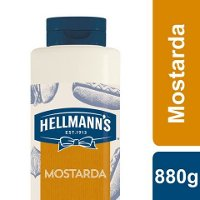 Hellmann's Mostarda 880 Gr