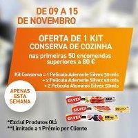 Kit Conserva de Cozinha