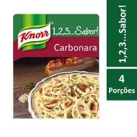Knorr 1,2,3… Sabor! Esparguete à Carbonara