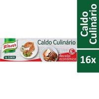Knorr Caldo Culinário 16 Cubos