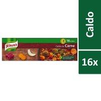 Knorr Caldo de Carne 16 Cubos