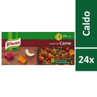 Knorr Caldo de Carne 24 Cubos
