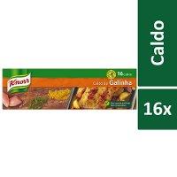 Knorr Caldo de Galinha 16 Cubos