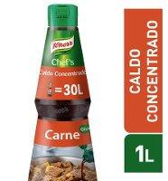 Knorr Caldo Líquido Concentrado Carne 1Lt