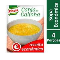 Knorr Canja de Galinha Receita Económica