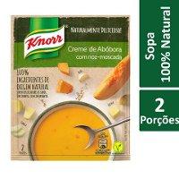 Knorr Creme de Abóbora com Noz-Moscada