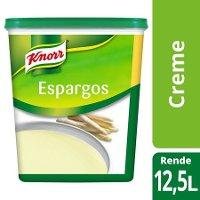 Knorr creme desidratado Espargos 875Gr