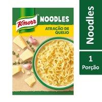 Knorr Noodles Atração de Queijo