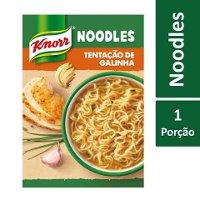 Knorr Noodles Tentação de Galinha
