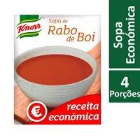 Knorr Sopa Rabo de Boi Receita Económica