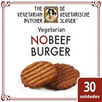 The Vegetarian Butcher Hambúrguer Vegetariano congelado 2,5Kg