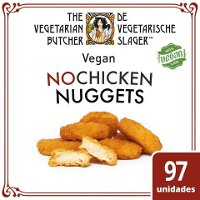 "The Vegetarian Butcher Nuggets de ""Frango"" Vegan 1,75Kg"