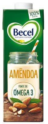 Becel bebida vegetal Amêndoa 1Lt -