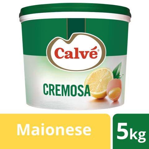Calvé Maionese Cremosa 5Kg -