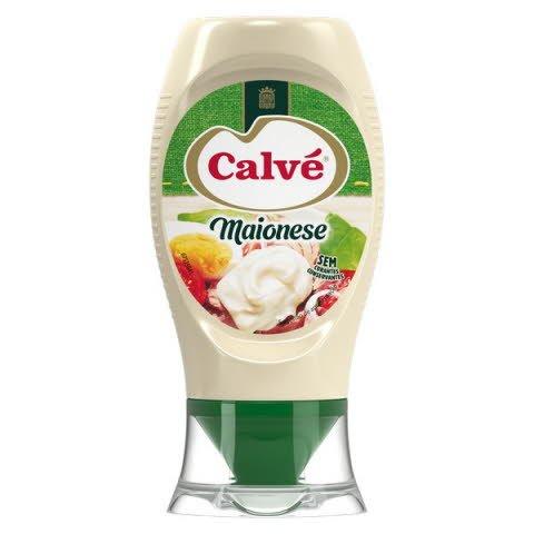 Calvé Maionese Top Down 240 Gr -